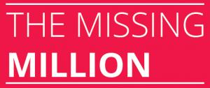 Missing Million logo